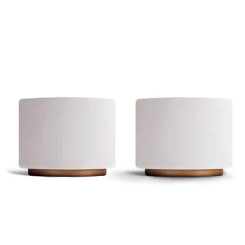 Pair of Monty Milk Art Cup 3.0oz