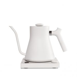 Stagg EKG Pour-Over Kettle, White